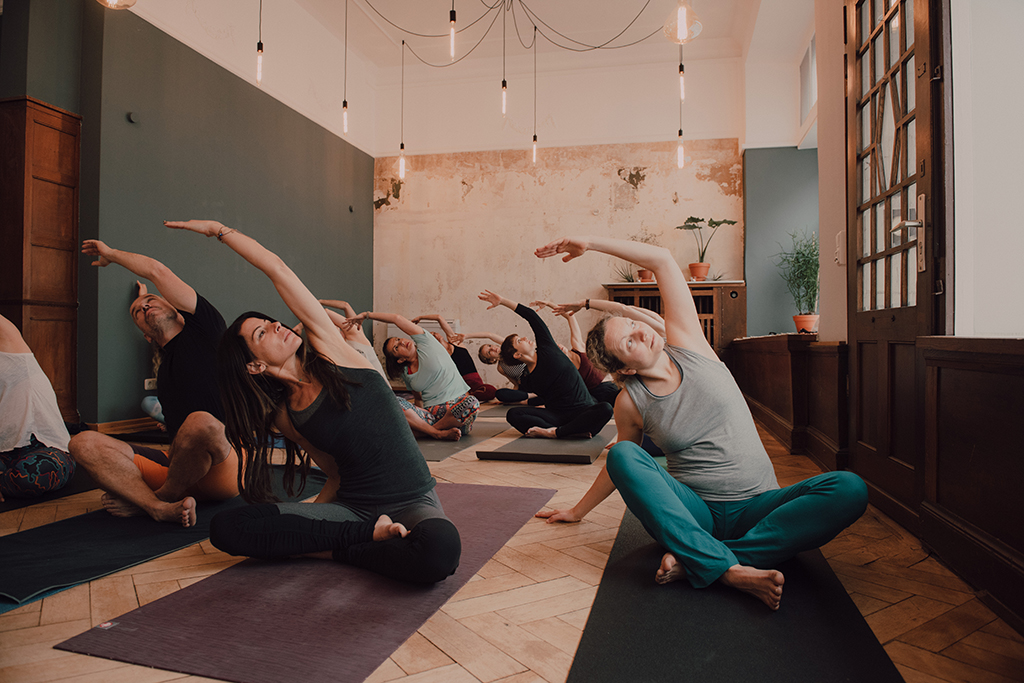 The Vinyasa People