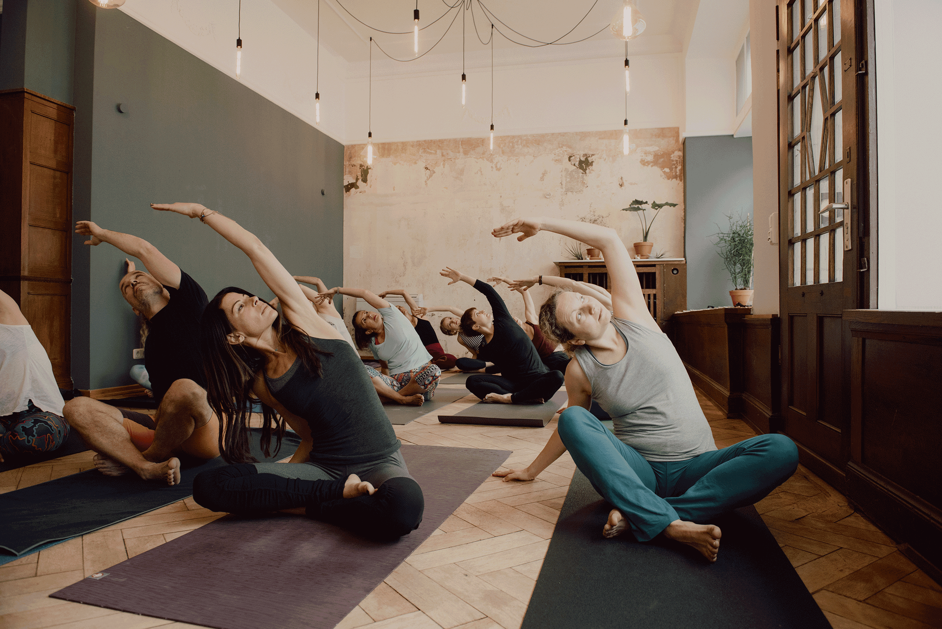 ©The Vinyasa People An international Yoga Studio in the heart of Bonn