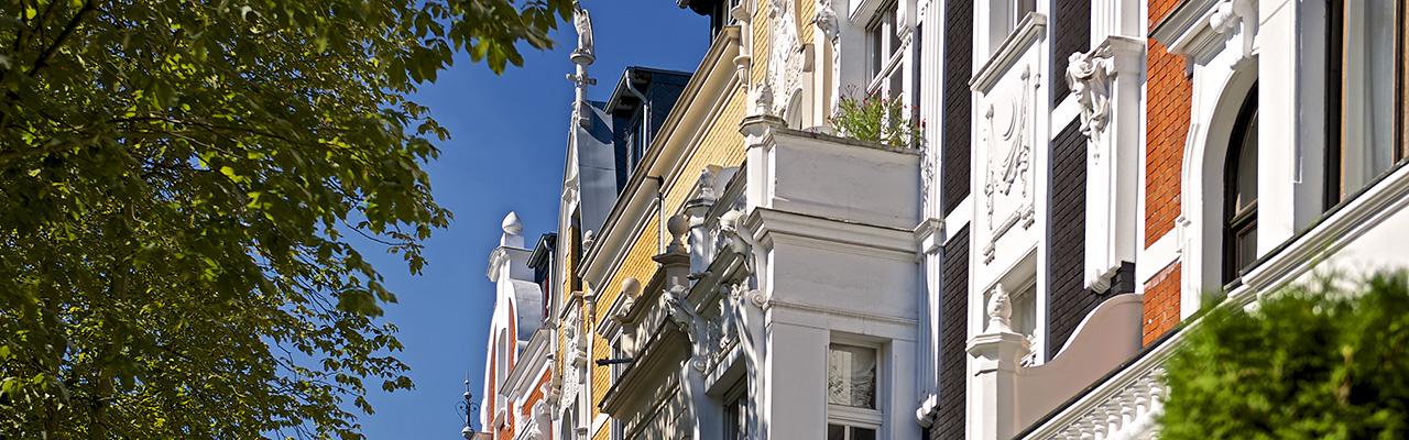 Ansichten und Details aus der Südstadt Bonn