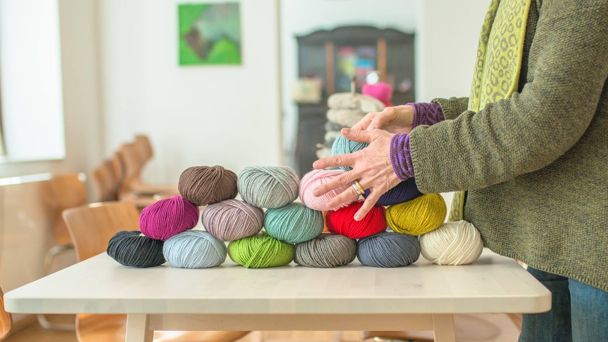Edelweiss - Wolle in allen Farben