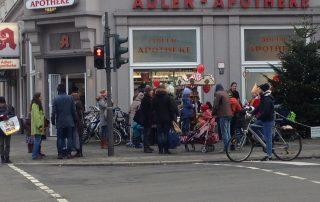 Nikolaus in der Südstadt