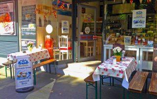 Upper Crust Bonn – Englisches Café-Tearoom-Imbiss