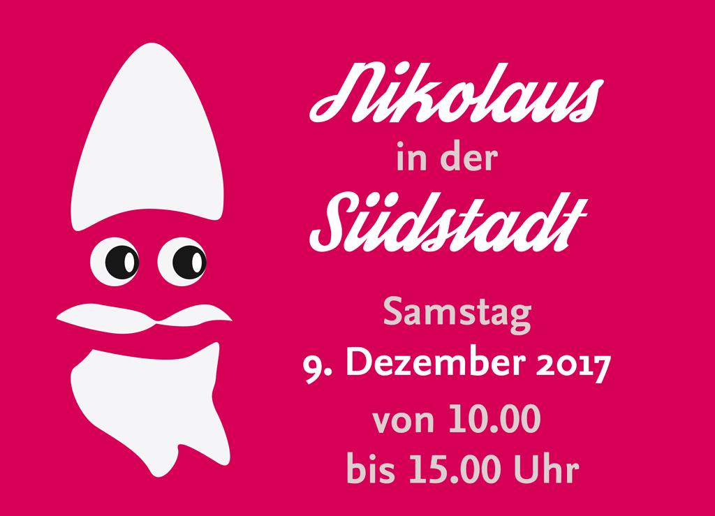 Nikolaus in der Südstadt 2017