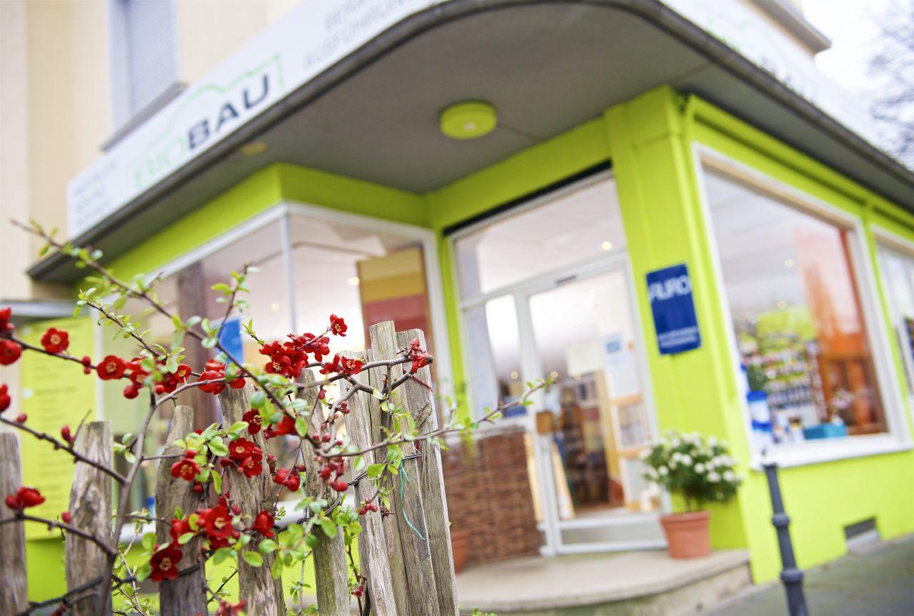 Bio Bau Bonn, Reuterstrasse 50