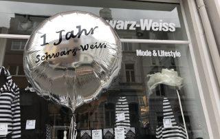 1 Jahr Schwarz-Weiss – südstadtleben gratuliert