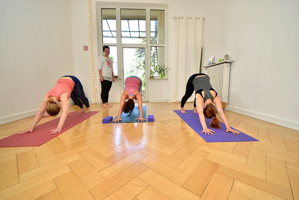 Yoga in der Südstadt