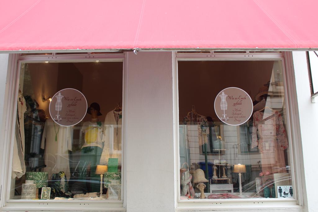 Wie es euch gefällt – Südstadt Bonn – Nachhaltige Mode