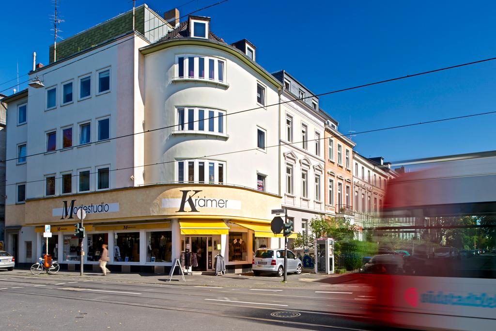 Südstadt Bonn ,Bonner Talweg, Foto: Benedikt Frings-Neß