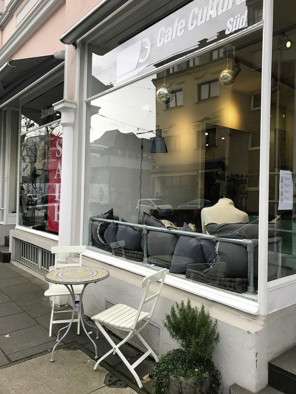 Caffe Cultura Süd Bonn